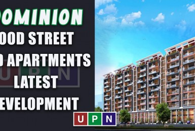 Dominion Food Street and Apartments - Latest Developments