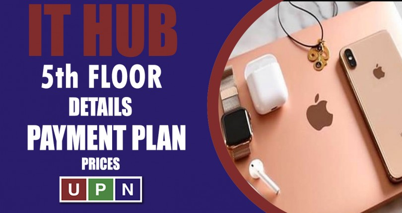 IT Hub 5th Floor Jasmine Grand Mall – Prices and Payment Plan