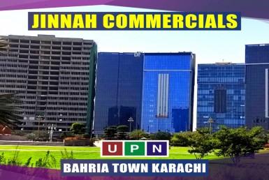 Jinnah Commercials New Deal in Bahria Town Karachi
