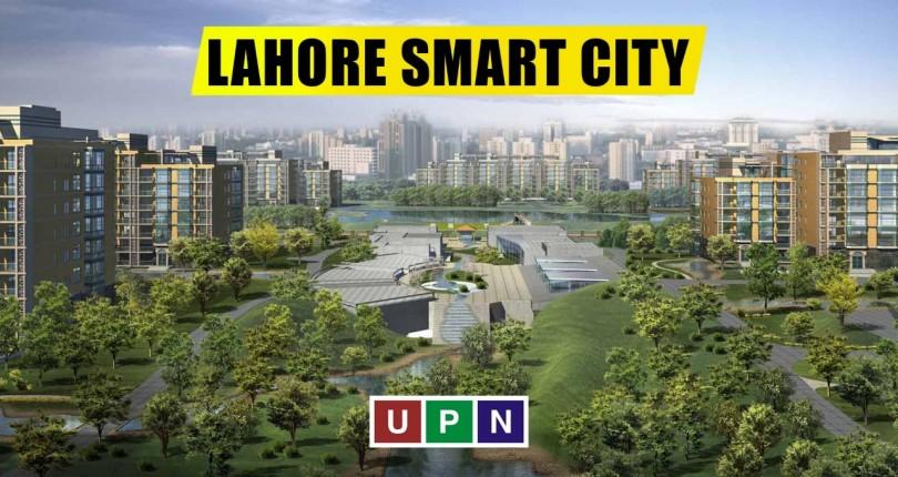 Lahore Smart City – Development Work Started
