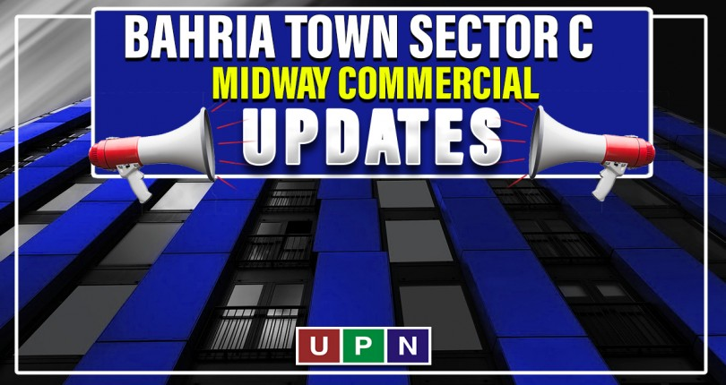 Midway Commercial Bahria Town Lahore – Golden Opportunity