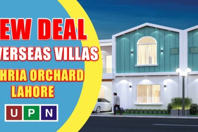 Overseas Villas - Another New Deal and New Opportunity in Lahore