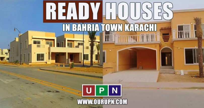 Ready Houses in Bahria Town Karachi – Prices are Increasing But Why?
