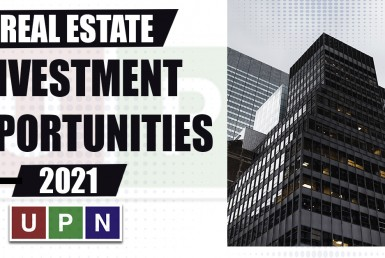 Real Estate Investment Opportunities in 2021