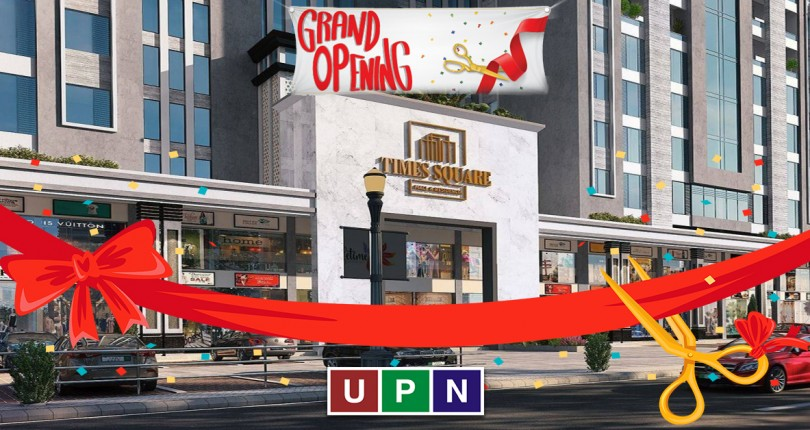 Times Square Mall and Residencia – Grand Earth Breaking Ceremony