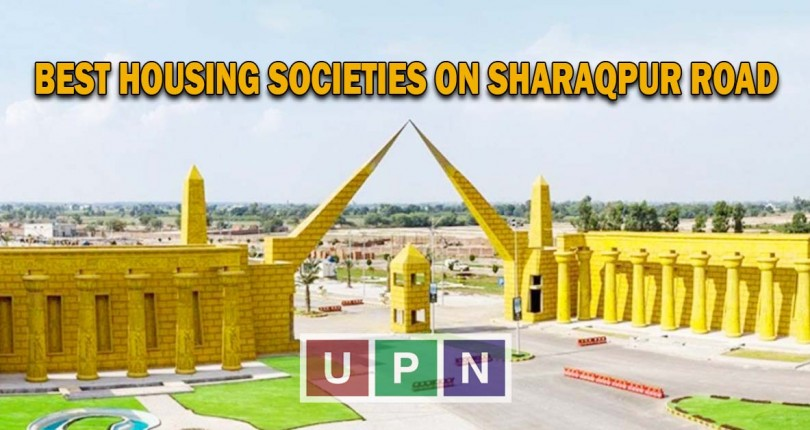 Best Housing Societies on Sharaqpur Road Lahore