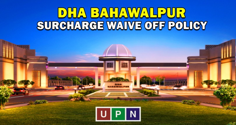 DHA Bahawalpur – Surcharge Waive-Off Policy Reminder