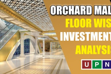 Orchard Mall - Floor Wise Investment Analysis