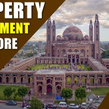 Property Investment in Lahore - Best Options in 2021