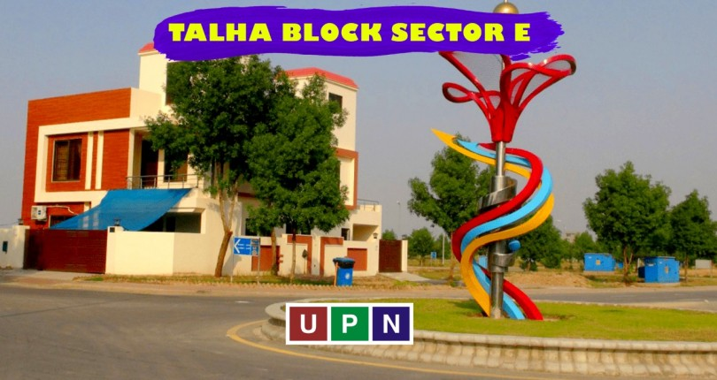 Talha Block Sector E – Attractive Residential and Commercial Plots