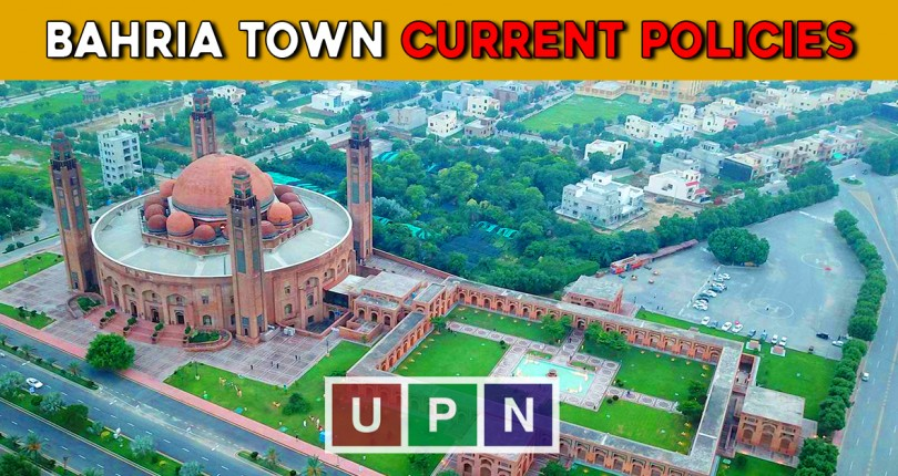 Bahria Town's Current Policies and their Impact on Property
