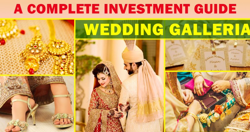 Wedding Galleria Bahria Town Lahore – A Complete Investment Guide