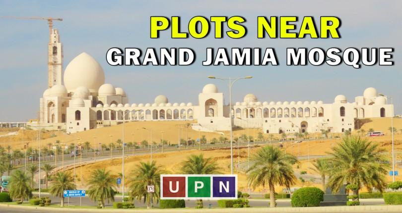 Low- Cost 250 Sq Yards Plots Near Grand Jamia Mosque