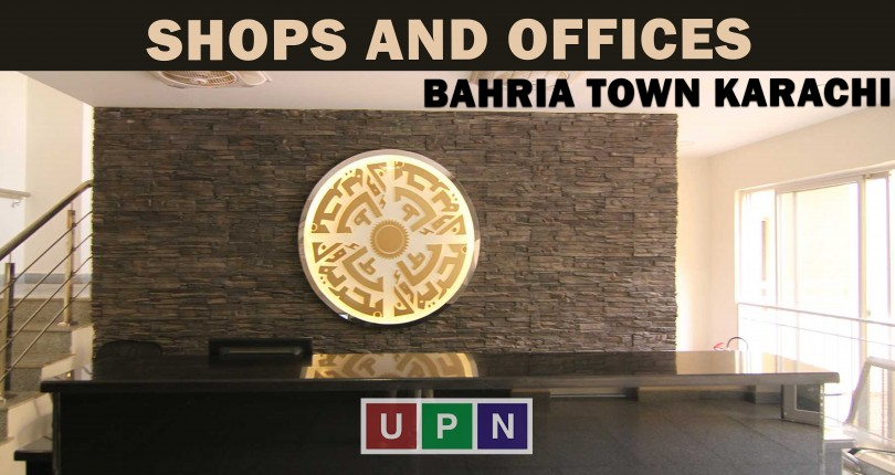 Ready Shops and Offices on Installments in Bahria Town Karachi