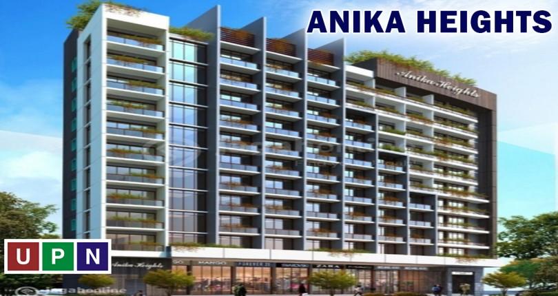 Anika Heights Bahria Town Karachi