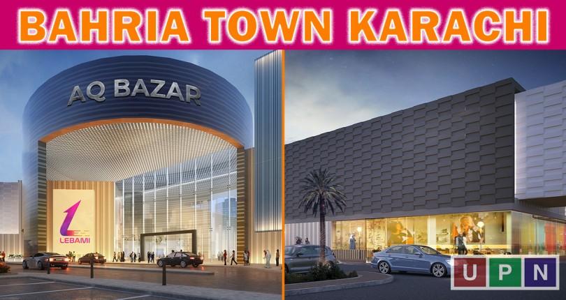 Shops on Installments in Bahria Town Karachi Near Imtiaz Supermarket