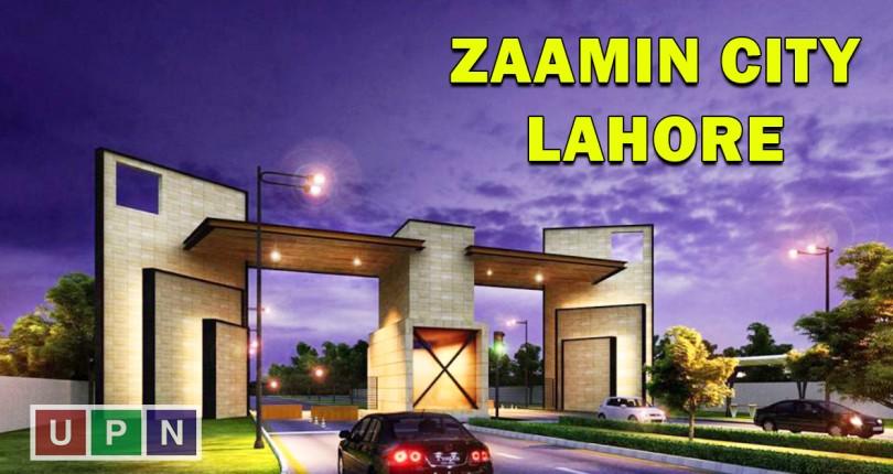 Zaamin City Lahore – 5 Marla Villas on Installments