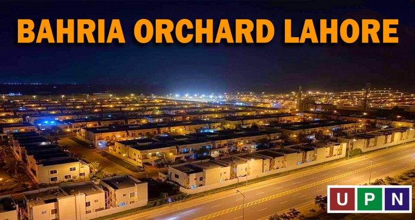 High in Demand 1 Kanal Residential Plots in Bahria Orchard Lahore