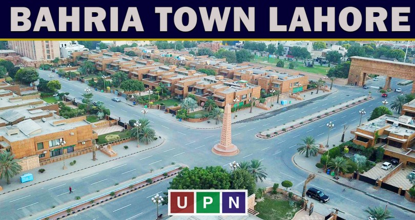 10 Marla Plots in Bahria Town Lahore All Blocks