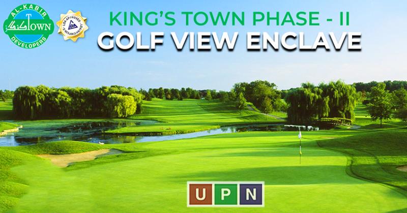 Golf View Enclave – Plots on Installments Lahore