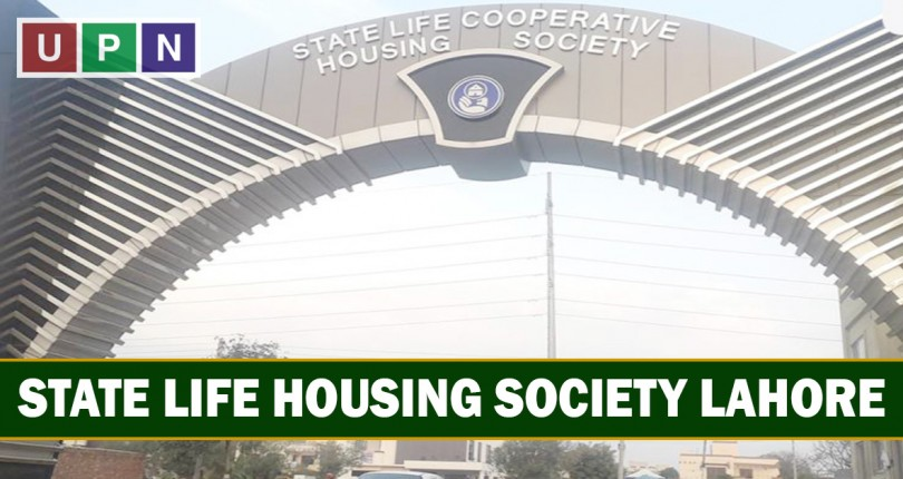 State Life Housing Society Lahore – Best 10 Marla Plots for Sale